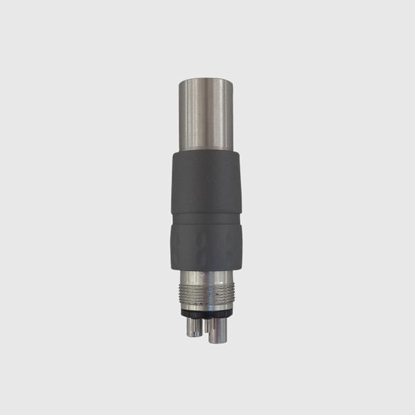 NSK 6-Pin Fiber Optic Coupler for dentists from Chicago's NSK handpiece repair expert True Spin Dental
