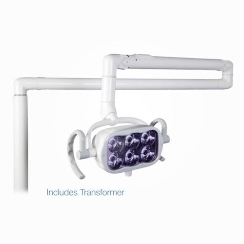 Dansereau Lights for dentists by Chicago's Dansereau equipment repair expert True Spin Dental
