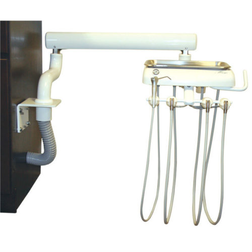 TPC Rear Mounted Delivery Units for dentists by Chicago's dental equipment repair expert True Spin Dental